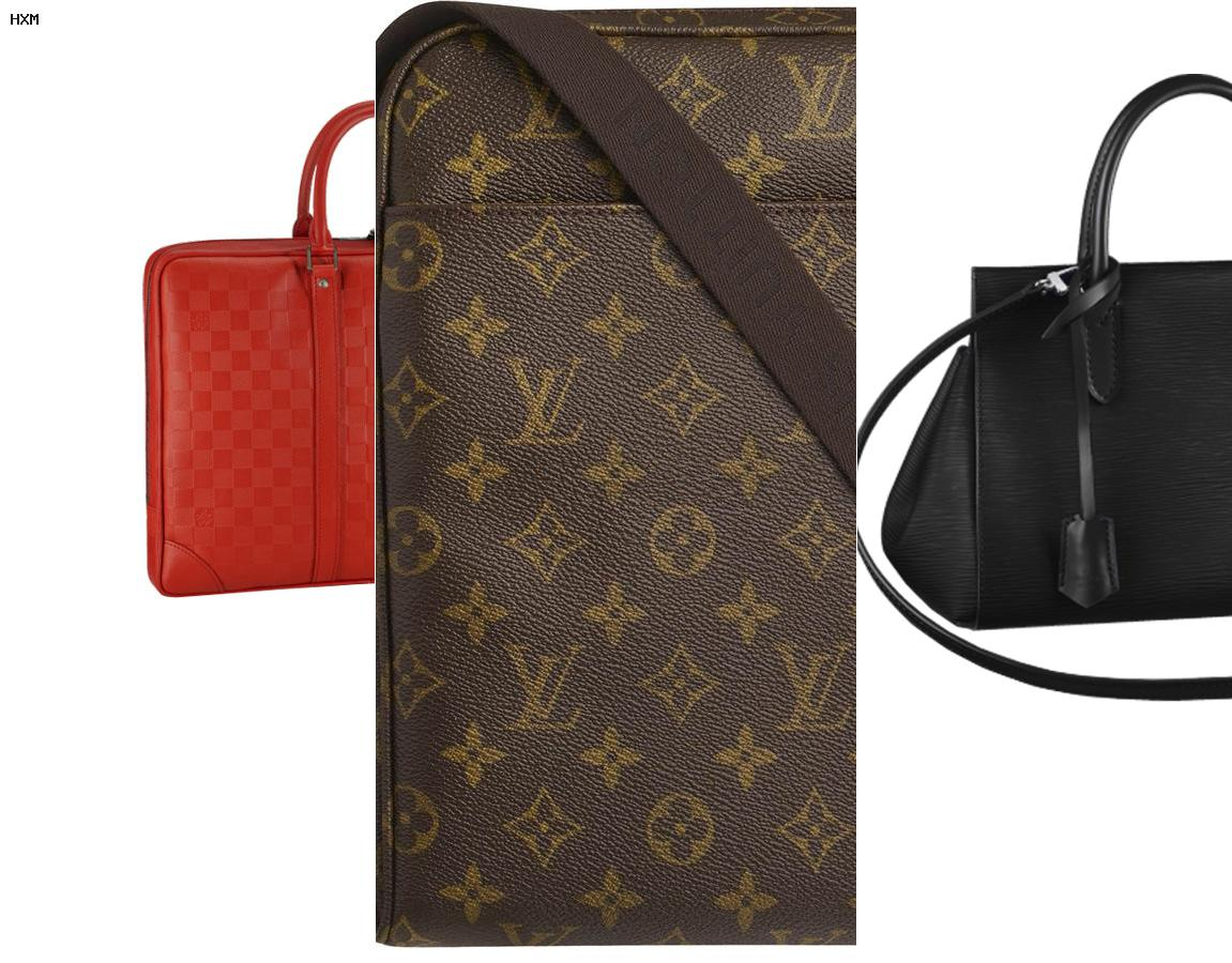 zaino louis vuitton monogram